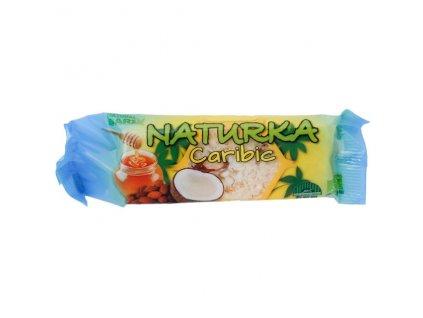 4616 naturka caribic bio snack 30 g