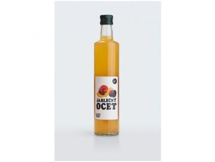 3482 ocet jablecny bio 500 ml mostarna hostetin