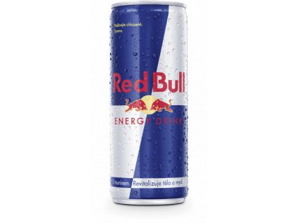 Red Bull plechovka web