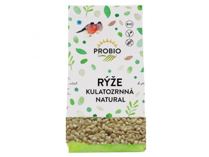 5687 ryze kulatozrnna natural bio probio 500 g