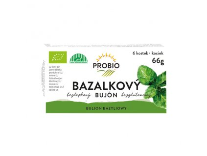 5528 biolinie bujon bazalkovy bio kostky 6 x 0 5 l