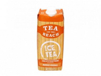 tea on the beach mango ananas 0,5l