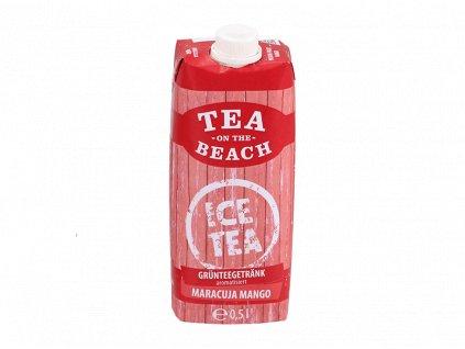 tea on the beach mango marakuja 0,5l