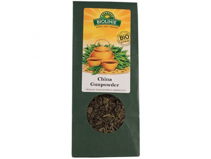 5465 biolinie caj china gunpowder syp bio 50 g