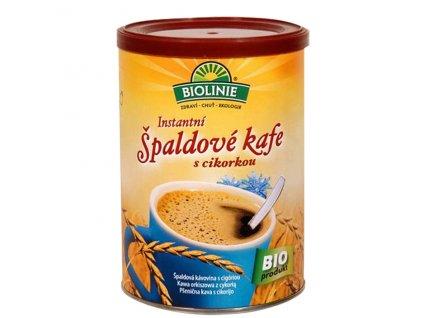 3647 biolinie inst spaldove kafe s cikorkou bio 100 g