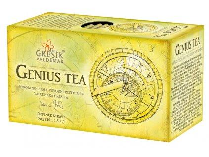 Grešík Genius Tea 20 x 1,5 g