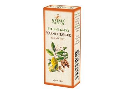 Grešík Karmelitánske kvapky 50 ml
