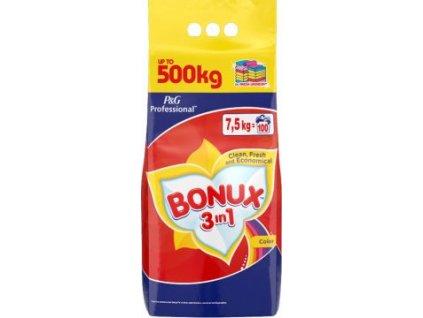 Bonux Color 7,5 kg prášek na praní