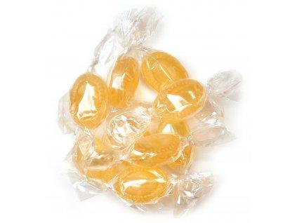 Grešík Citrónové cukríky s medom 0,5 kg