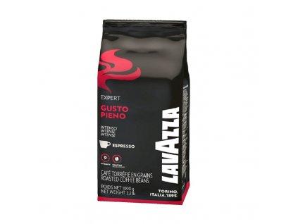 1655 kava lavazza expert gusto pieno zrnkova 1