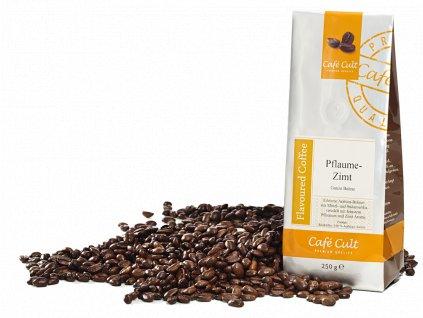 Cafe Cult Slivka-Škorica 250 g zľava do vypredania zásob
