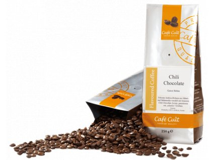 Cafe cult cokolada chilli 250g