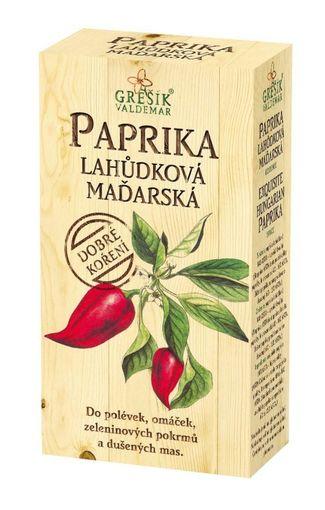 Valdemar Grešík - Natura s.r.o. Grešík Paprika lahôdková maďarská mletá 100g