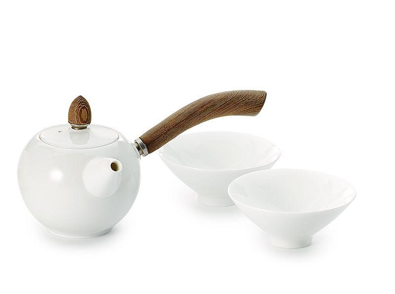 Cha Cult porcelánový čajový set Baiting