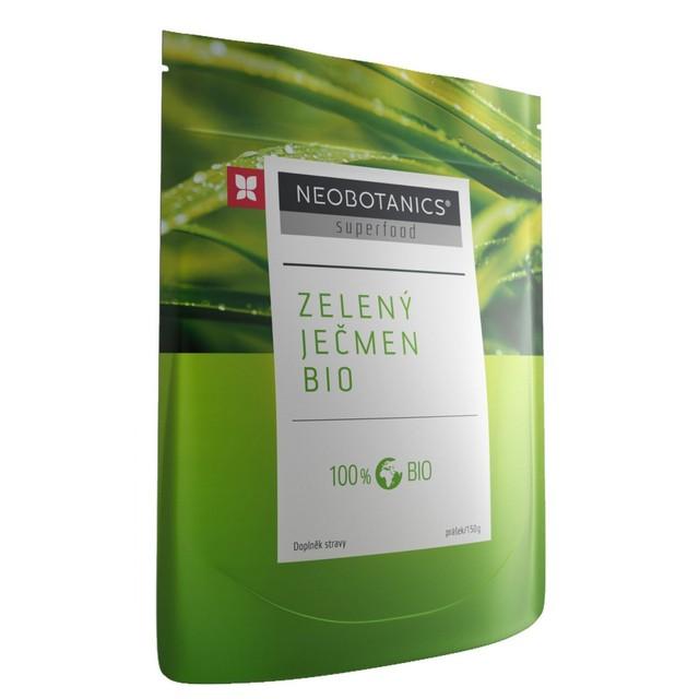 BIOCEN Laboratories s.r.o. Jačmeň zelený 150 g BIO (doplnok stravy)