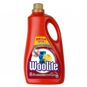 Woolite Extra Color protection tekutý prací prostriedok 3,6l