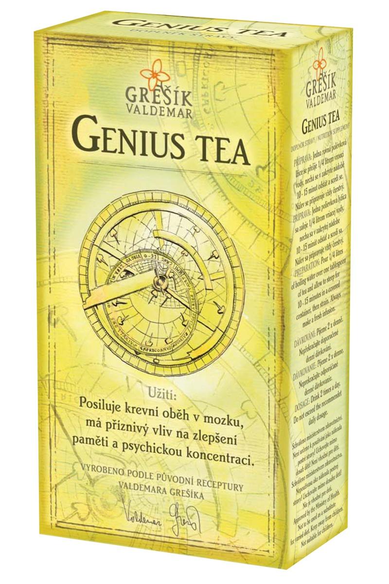 Valdemar Grešík - Natura s.r.o. Grešík Genius Tea 50 g