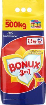 Bonux Color 7,5 kg prášok na pranie