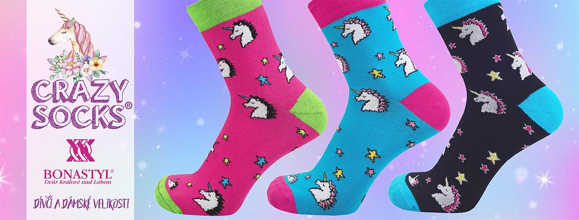 Ponožky SINTIA