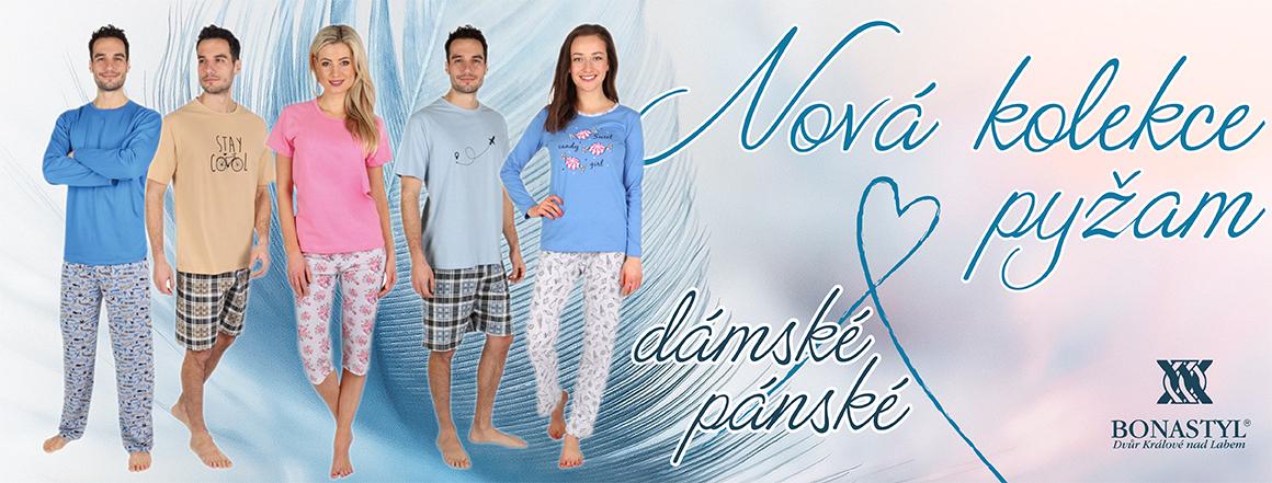Nová kolekce nočního prádla