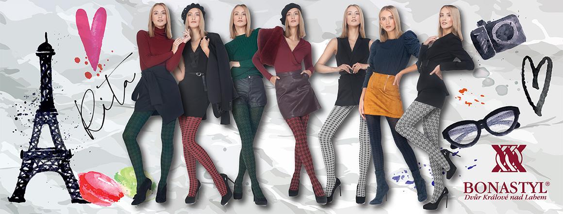 Punčochové kalhoty RITA