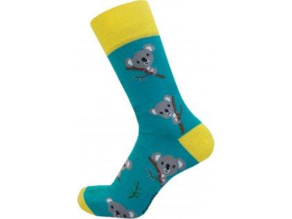 KOALA žlutá