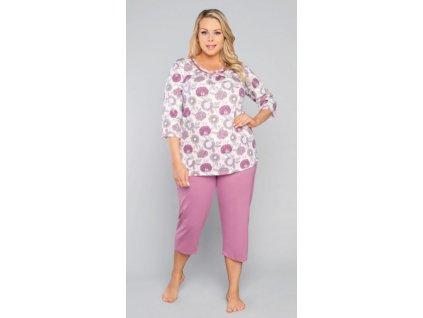 LOBELIA dámské 3 4 pyžamo