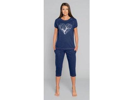 HOSTA dámské 34 pyžamo