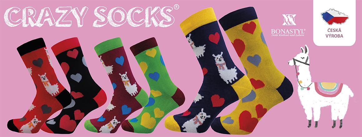 Ponožky LAMA