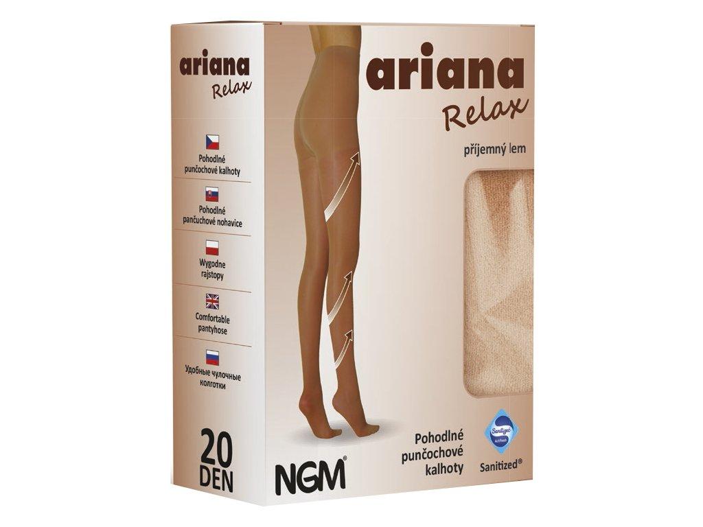 ARIANA RELAX punčochové kalhoty