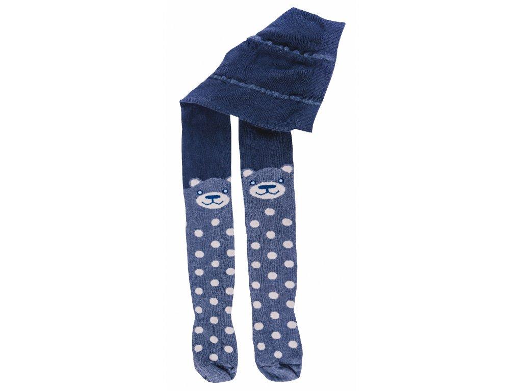 OLAF dětské punčochové kalhoty, vzor 12