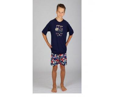 P BOLD krátké chlepecké pyžamo