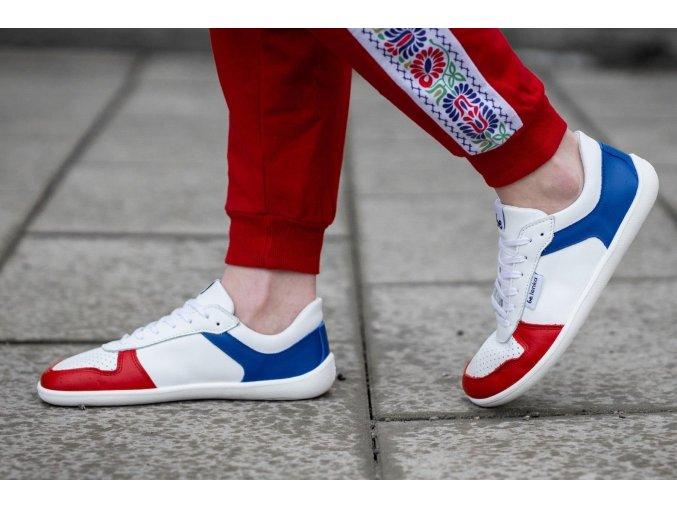 barefoot tenisky be lenka champ patriot red white blue 17848 size large v 1