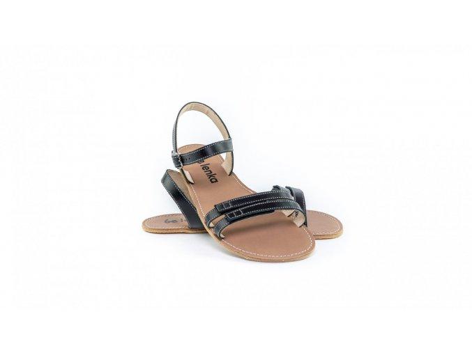 barefoot sandale be lenka summer black 21 15580 size large v 1