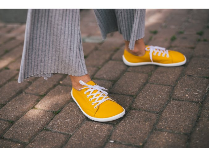 barefoot tenisky be lenka prime mustard 2658 size large v 1