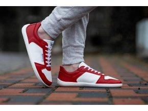 barefoot tenisky be lenka champ patriot red white 17860 size large v 1