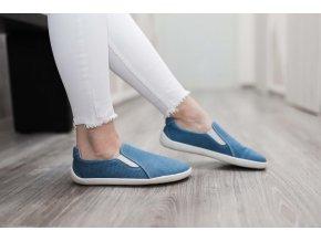 barefoot be lenka eazy blue 15466 size large v 1
