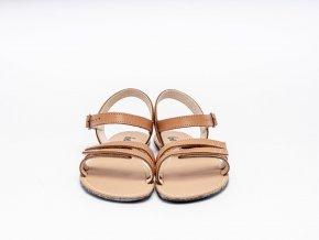 barefoot sandale lenka summer brown 1882 size large v 1