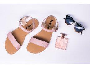 barefoot sandale be lenka grace rose 1790 size large v 1