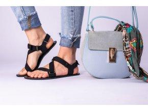 barefoot sandale be lenka flexi black 2074 size large v 1