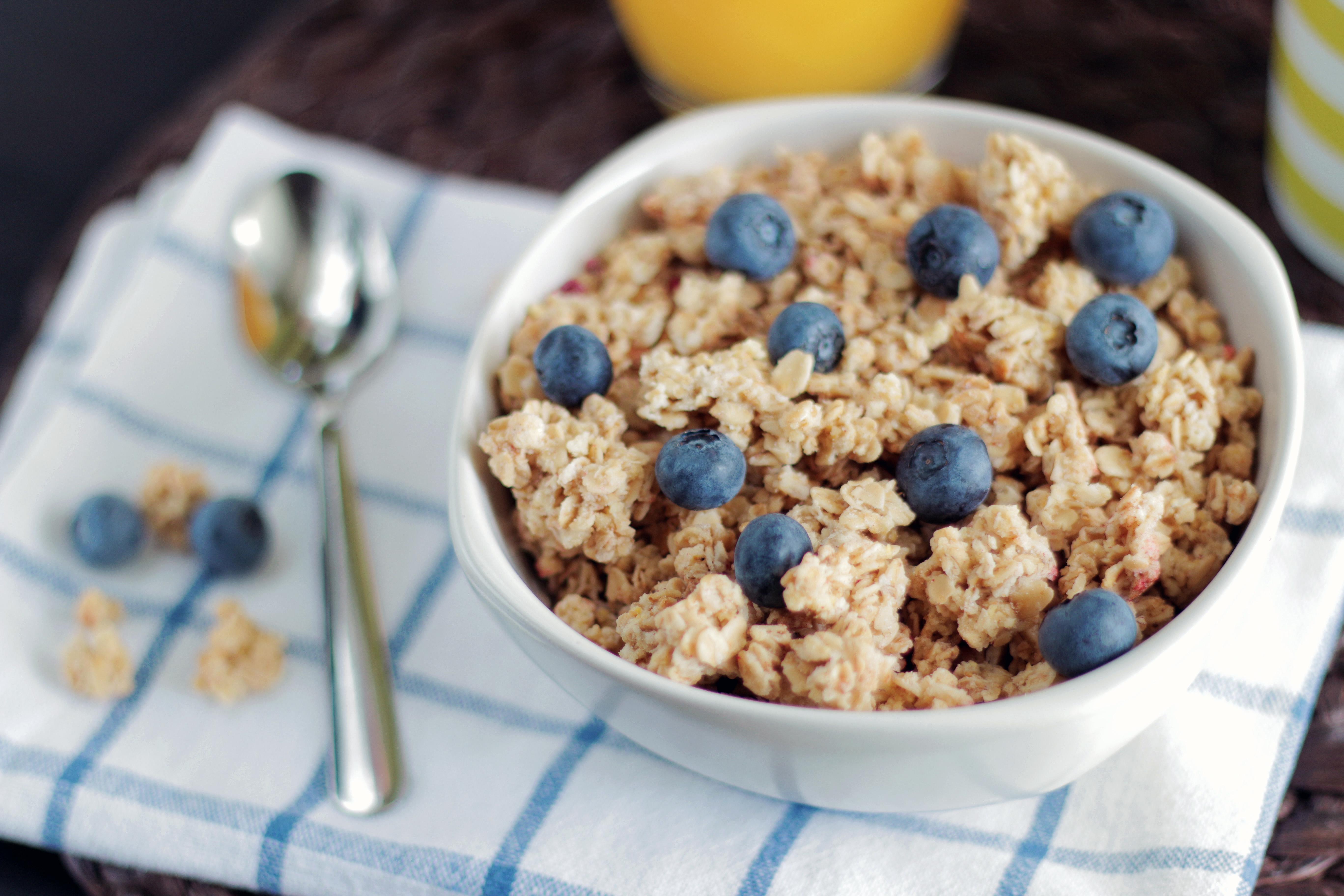 Když nám na přípravu kvalitní snídaně nezbývá čas...