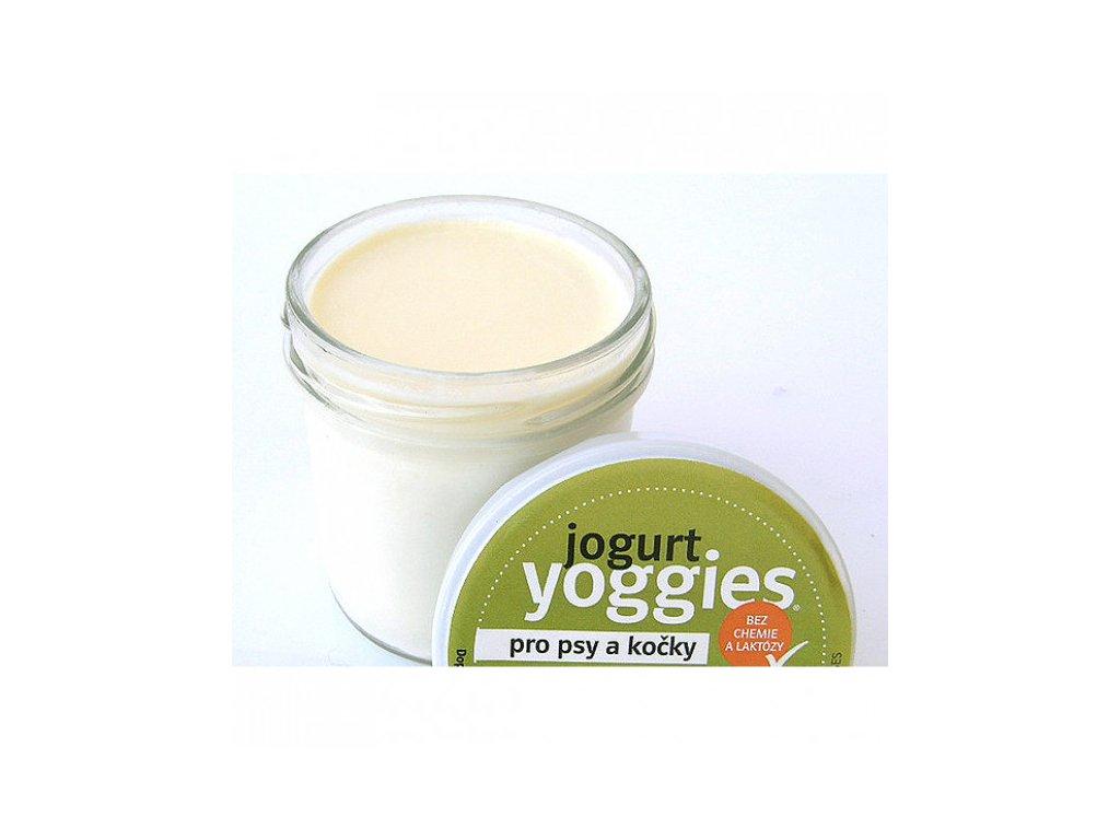 yoggies jogurt pro psy 150g