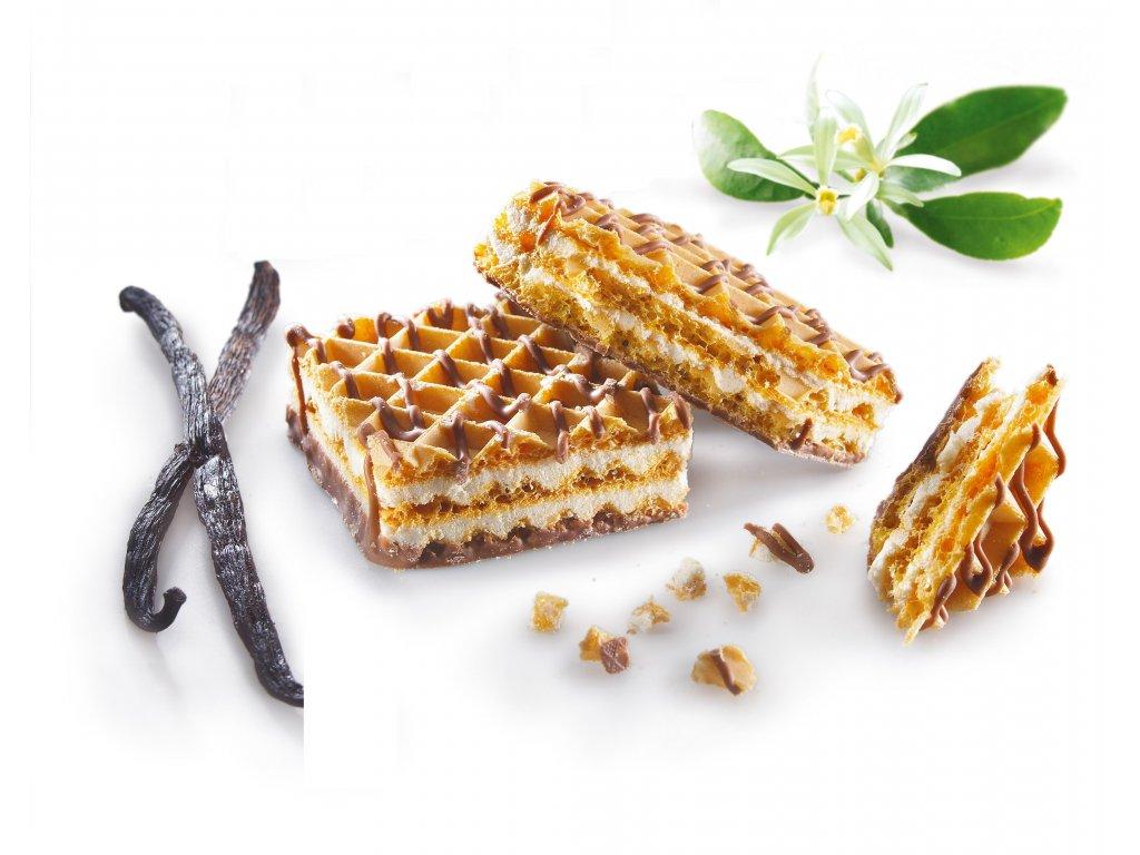 Bonedere proteinové vanilkové vafle