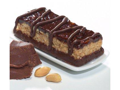Bonedere Proteinová tyčinka s čokoládou a arašídy