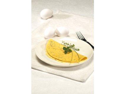 Bonedere Omeleta s bylinkami