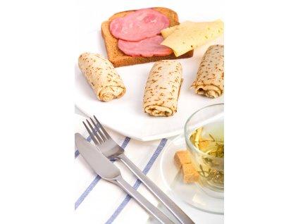 Bonedere proteinová omeleta se šunkou a sýrem