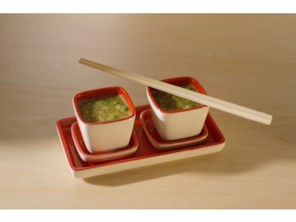 Proteinová orientální polévka