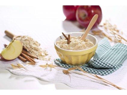 Kaše jablko skořice s proteiny