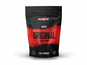 Maso Here - Sušené hovězí maso Originál 25 g