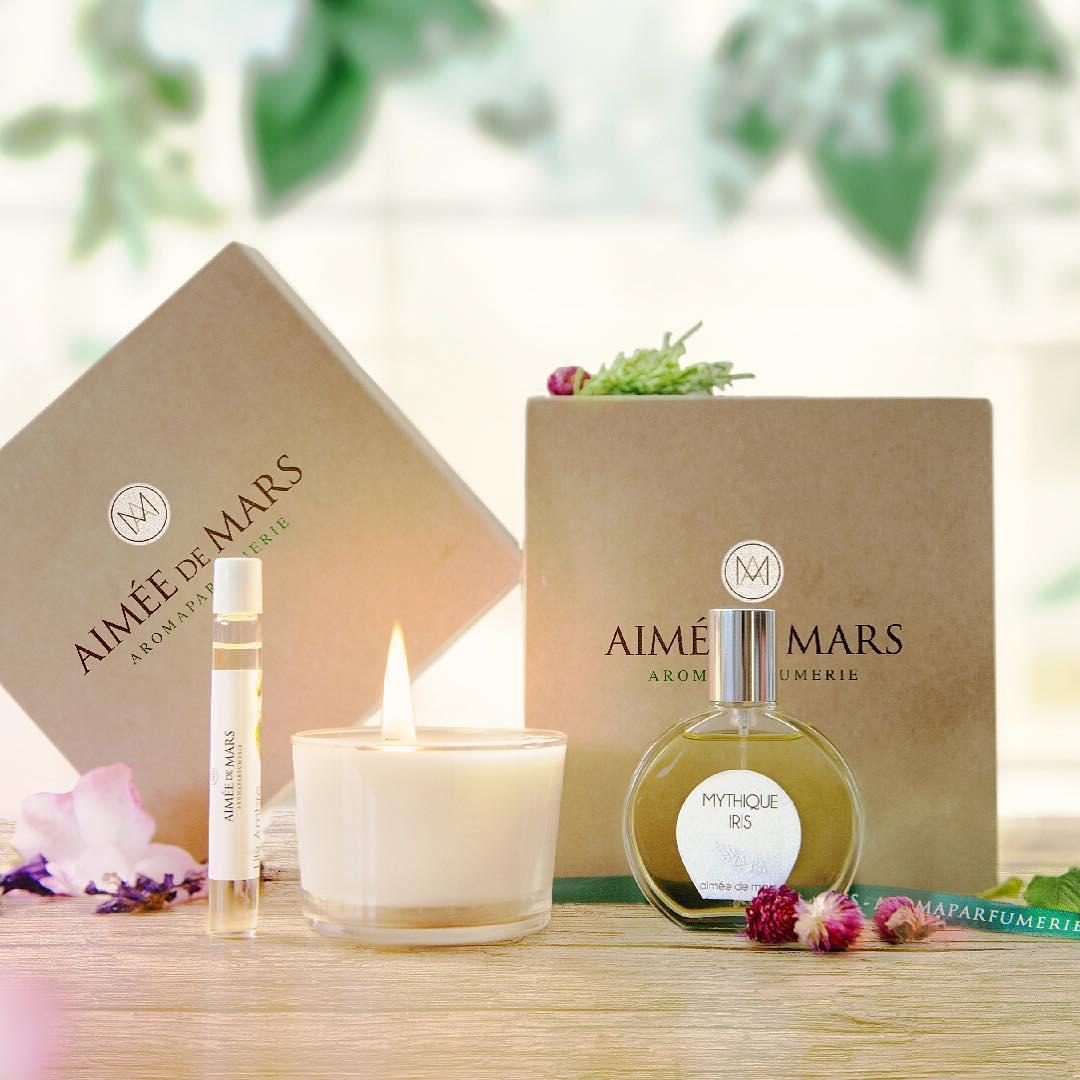 Prírodné parfémy skrásnym príbehom...
